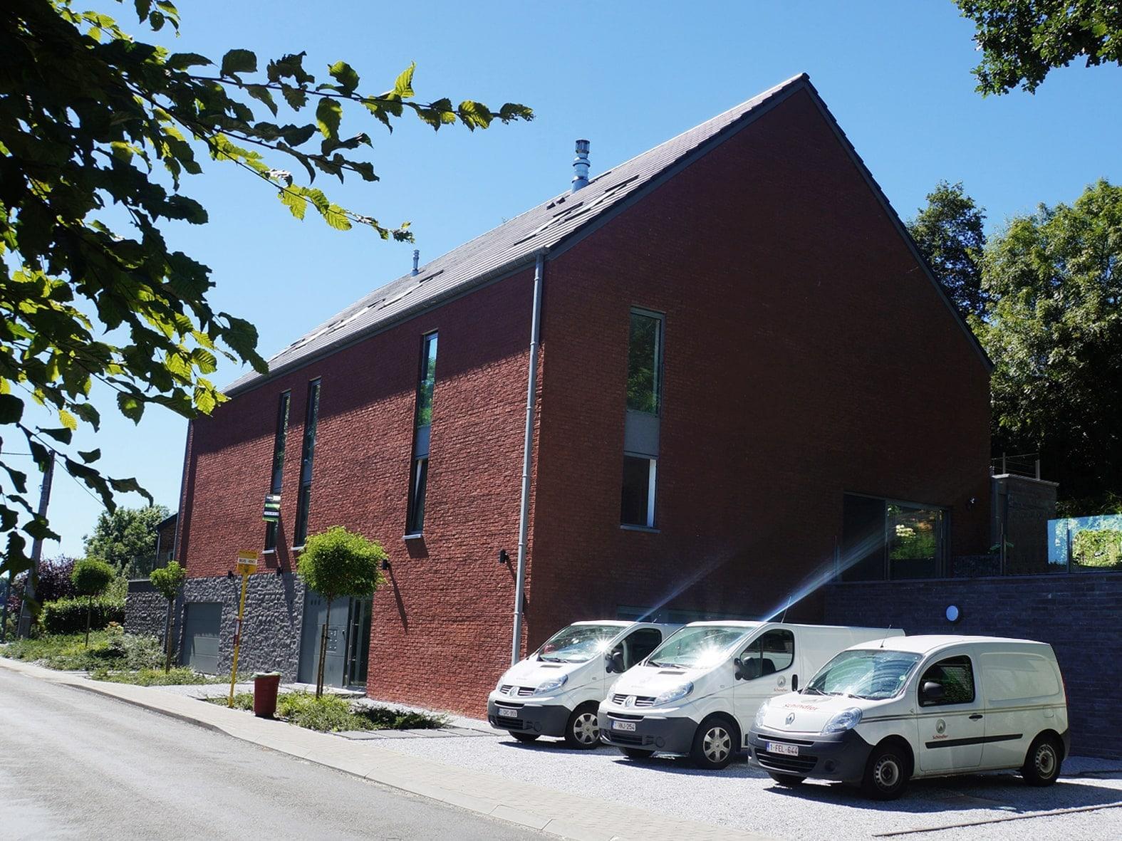 Immeuble B, Olne