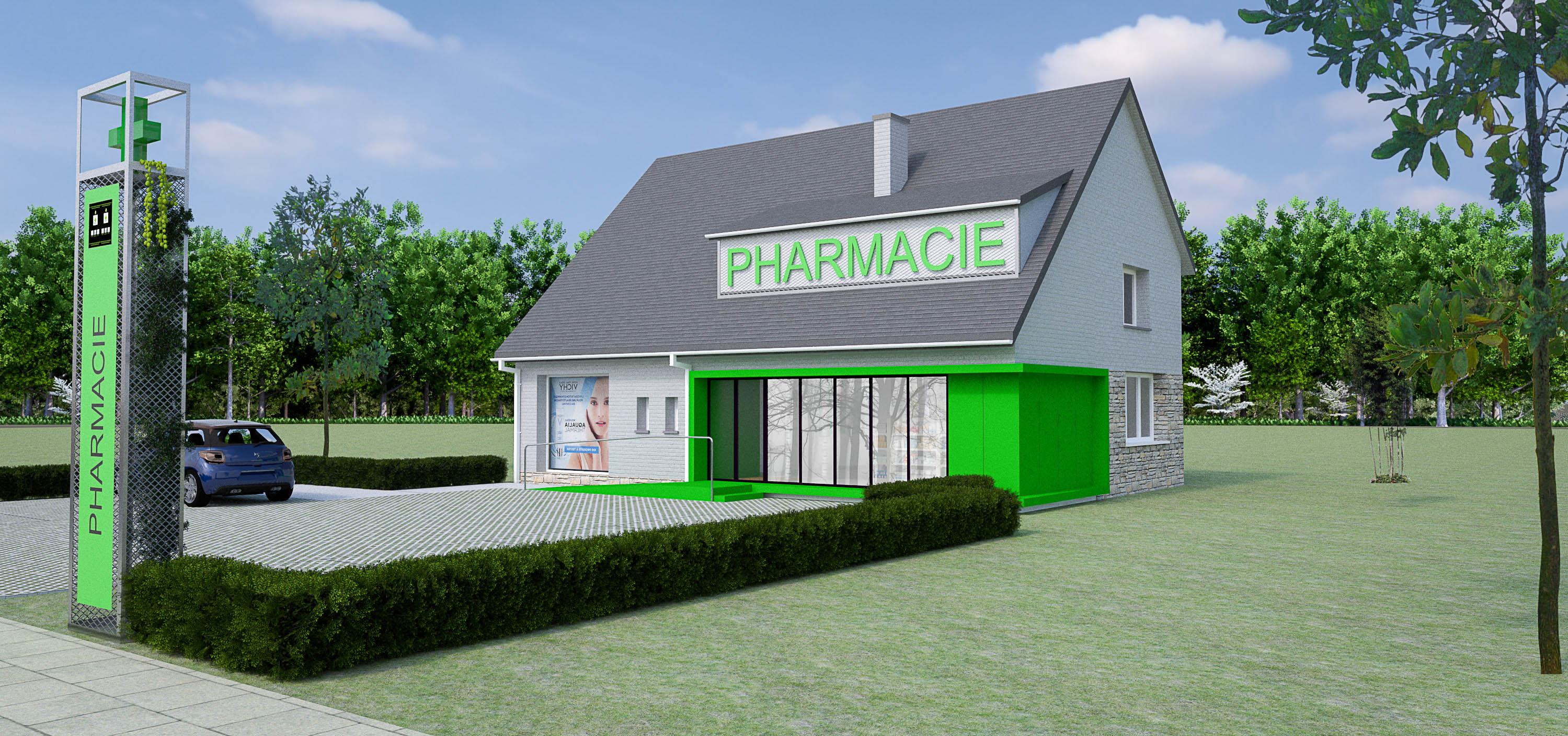 Pharmacie L, Angleur